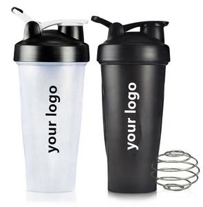 promotional cheap price 600ml high quality milk shake water bottle with custom logo