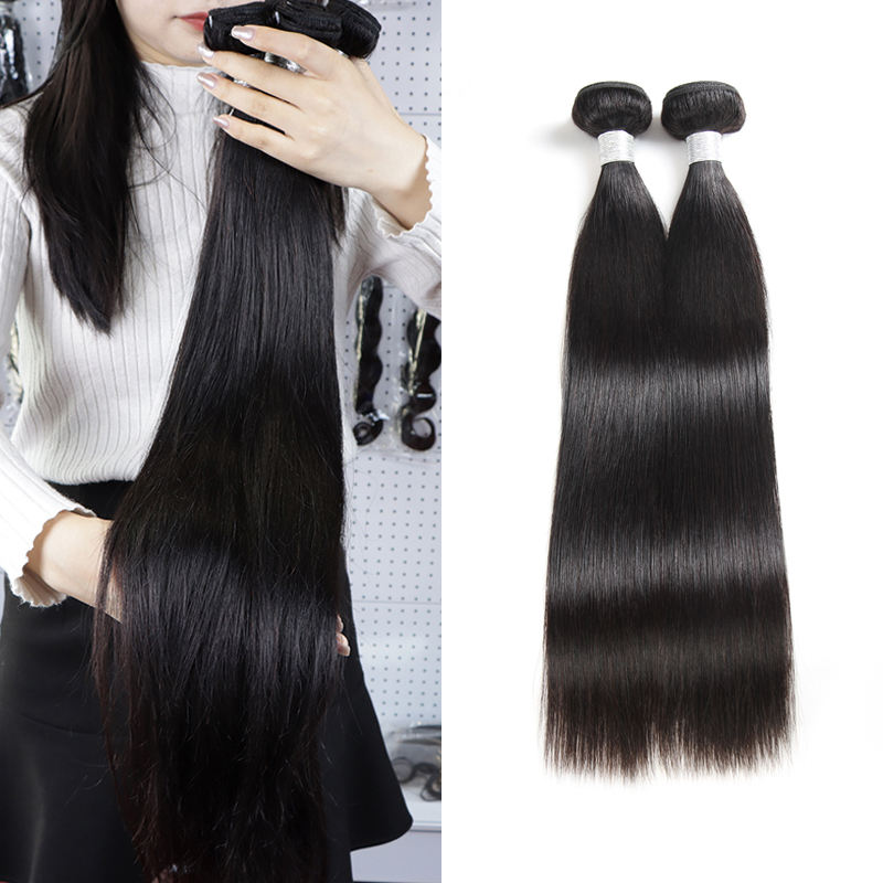 HEFEI VAST free sample grade 10a 11a 100% virgin indian cuticle aligned remy human hair bundles straight natural color