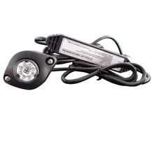 High bright emergency car police warning strobe led hideaway light