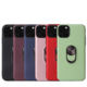 For iPhone 11 Case 2020 Pro Max with Magnetic Ring Holder 7 8 Plus 360 Car Display for Samsung S10 Soft TPU Shell with Kickstand