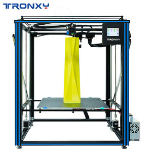 TRONXY X5SA-500 PRO Large format DIY design printing machine New guide rail educational 500*500*600mm 3d printer