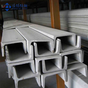 2020 Baru 314 Stainless Steel Channel Harga Stainless Steel Saluran Teleskopik Stainless Steel C Channel Ukuran
