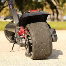 Newest Widewheel Fat Tyre MX60 Scooter Electric 1000W 60V 13Ah Dual Motor Electric Scooter