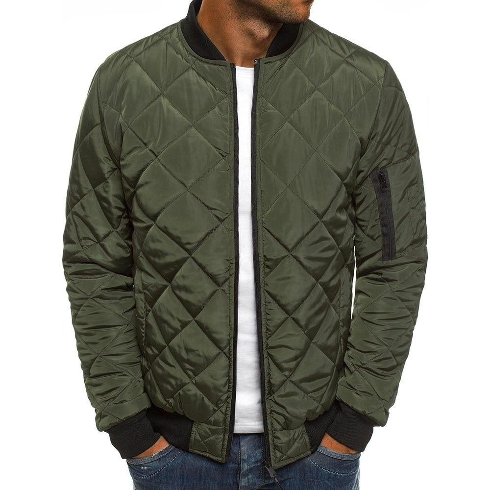 High Quality Cheap Slim Thick Coat Bomber Winter Jacket Custom Men's Jackets