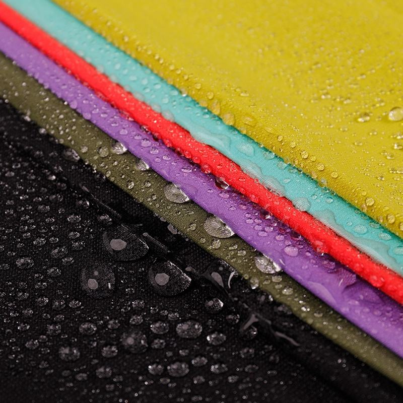 Polyester Taslan Fabric Jacquard Waterproof 100% Polyester Fabric For Ski Suits