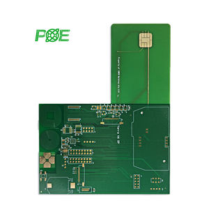 Double-sided PCB Manufacture Printed Circuit Board Fabrication