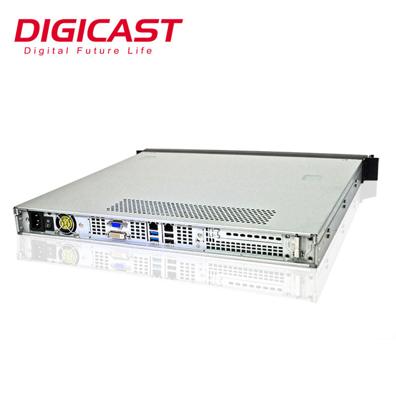 IPTV Headend Attrezzature Digital <span class=keywords><strong>Video</strong></span> di Rete del Server Encoder 4K H.265 HEVC Transcoder IPTV Transcoder