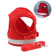 Step in Air Dog Harness  All Weather Mesh Step in Vest Harness Step in Adjustable Dog Harness