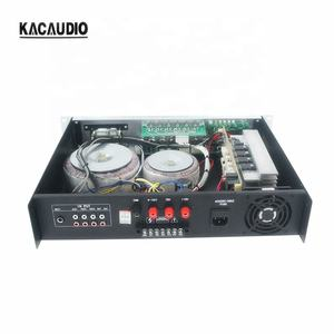 OEM Industri 500W Stereo Digital Profesional Audio Amplifier