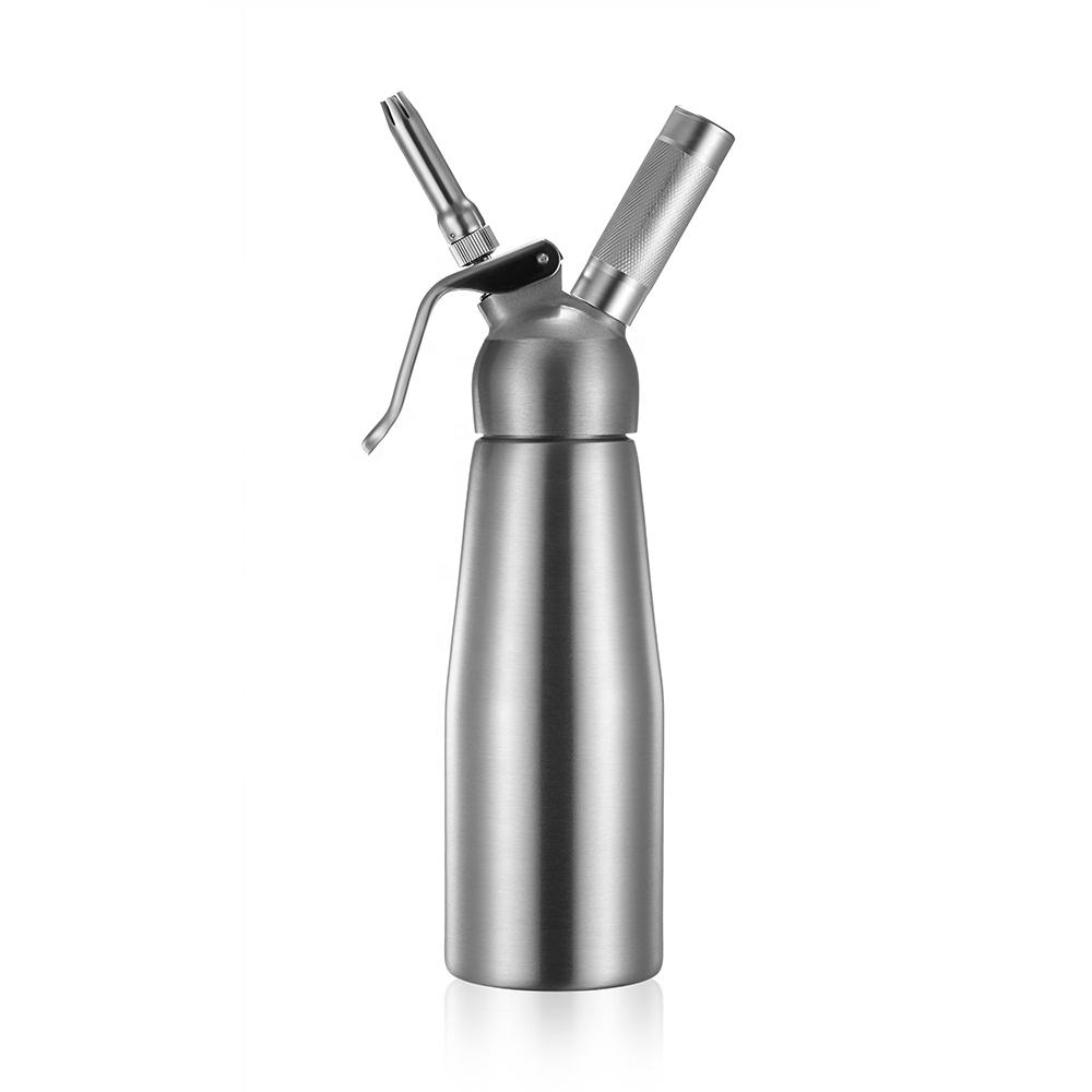 Amazon Hot TUV approved 1 Pint All Aluminum Cream Whipper