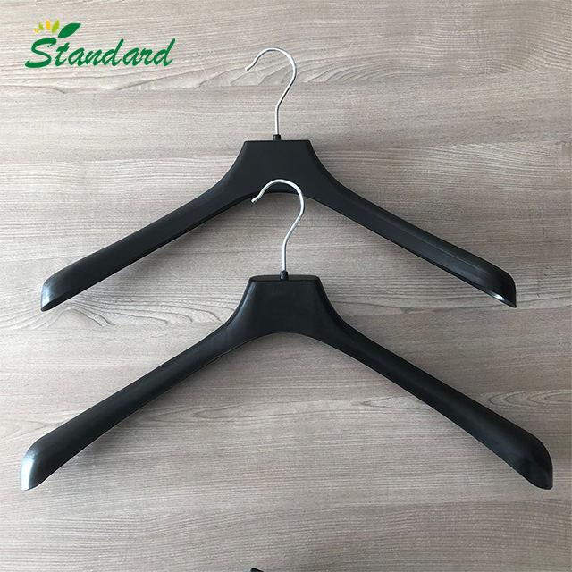 Plastic Anti-Skidding Top Oem Cloth Coat Suit Hanger For Adult