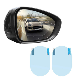 Top Car Rearview Mirror Protective Film Anti Fog Film Waterproof Rainproof screen protector