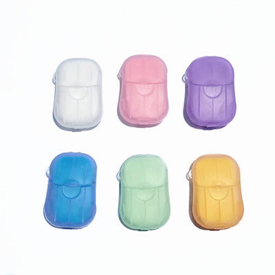 Portable Paper Soap Hand Soap Paper Soap Tablets Travel