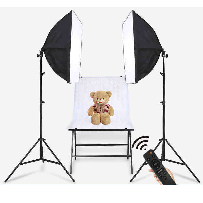 Camera Accessories Deep Photography Studio Photo Kit Lantern Softbox Lighting Portable Led Video Light Soft Box