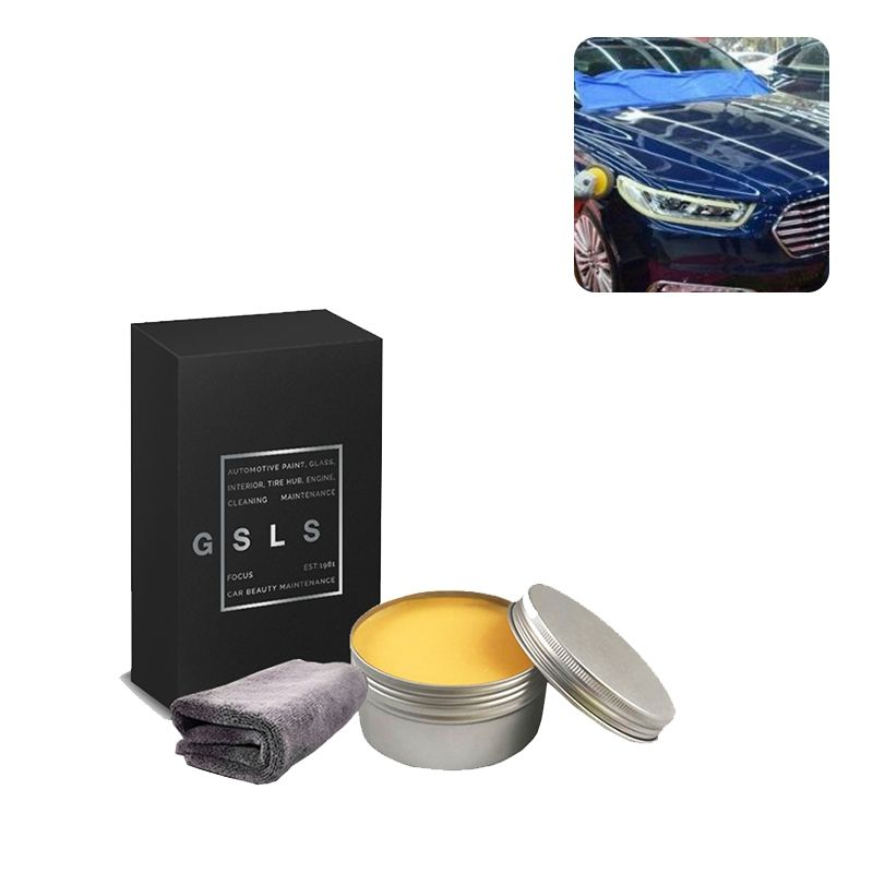 Allplace car wax 100g carnauba wax