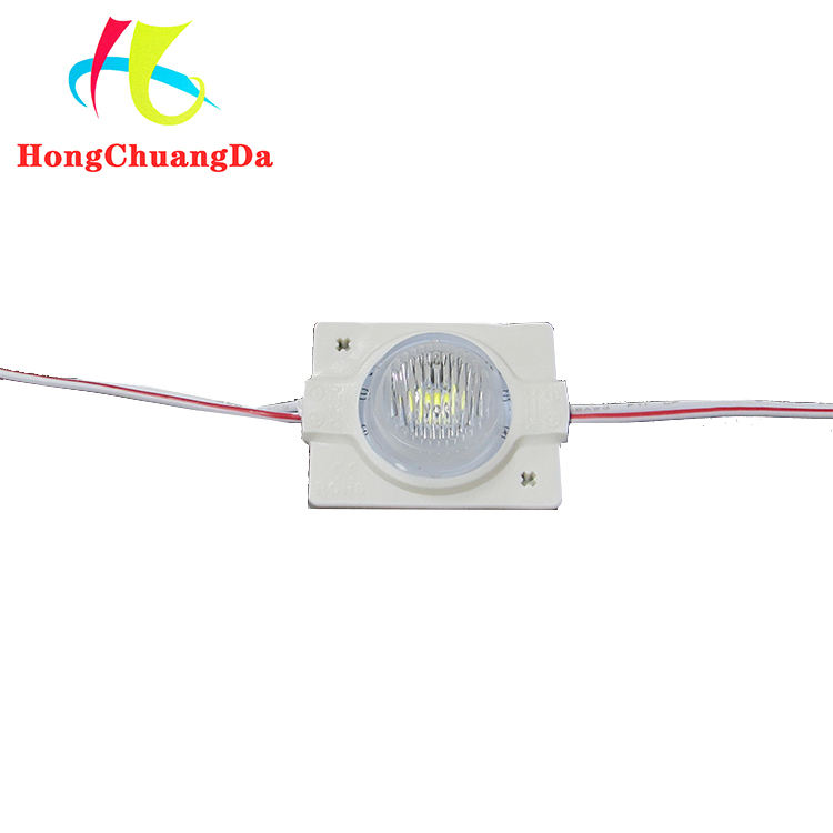 12V 3w high power smd 3535 waterproof injection led module