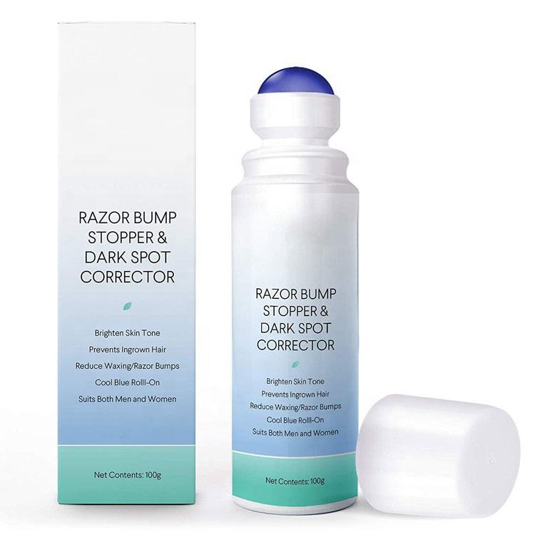 Private Label Skin Care for Soothes Skin and Razor Bumps Stopper After Shave Waxing Liquid Solution