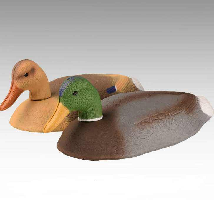 Wholesale Lightweight Foam Shell Mallard Duck Decoys for Duck Hunting
