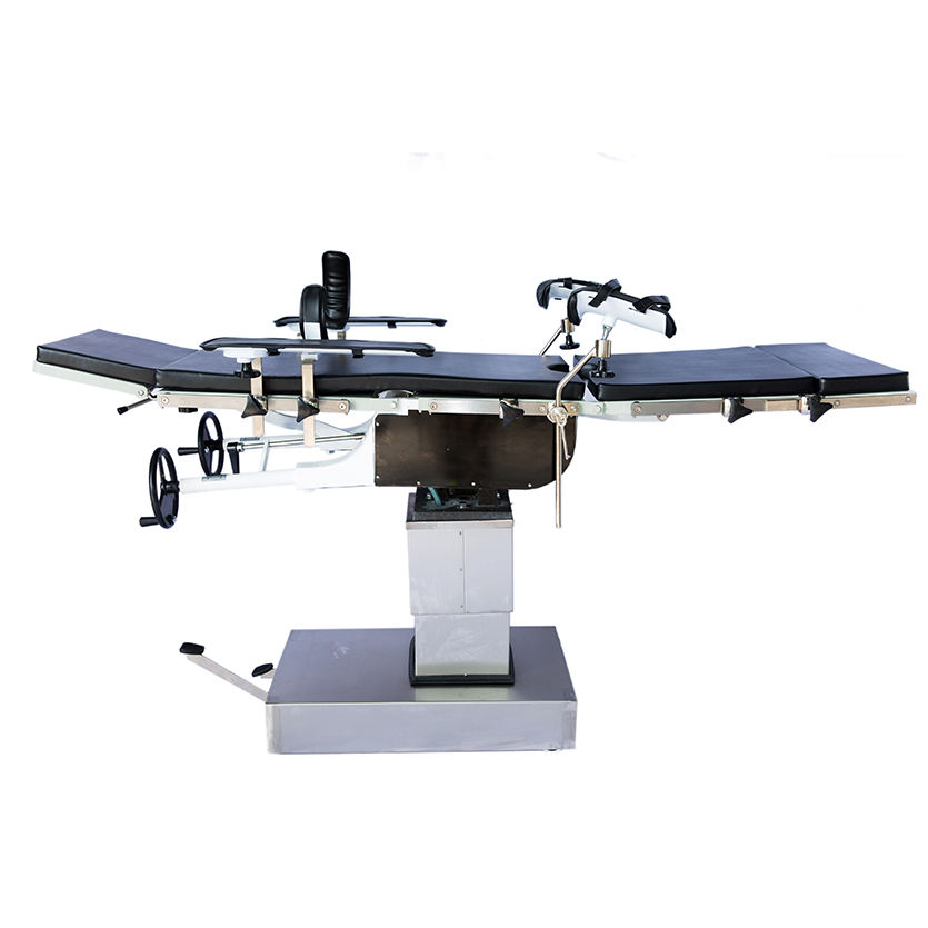 Hospital Operating Room Medical Equipment Mechanical Surgery Table Operating Table