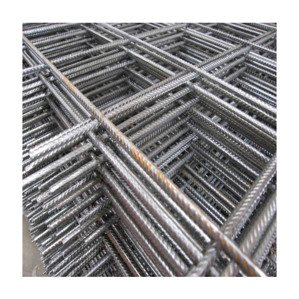 Concrete Reinforcing Steel Bar Galvanized Welded Wire Mesh