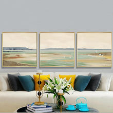 Floated frame Wall Arts Handmade Wall Decor Artwork Modern Oil Painting Abstract Wall Arts On Canvas