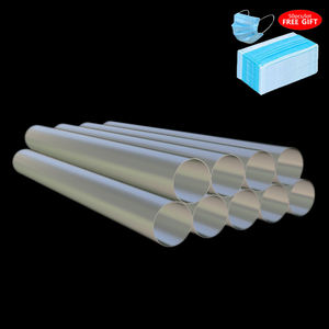Nickel Alloy Inconel 625 Inconel 718 316l welded stainless steel pipe price list