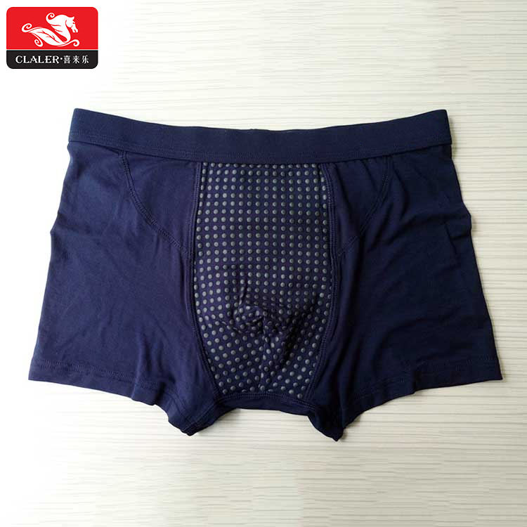 Brand man boxers wholesale modal spandex fabric comfortable young men underwear