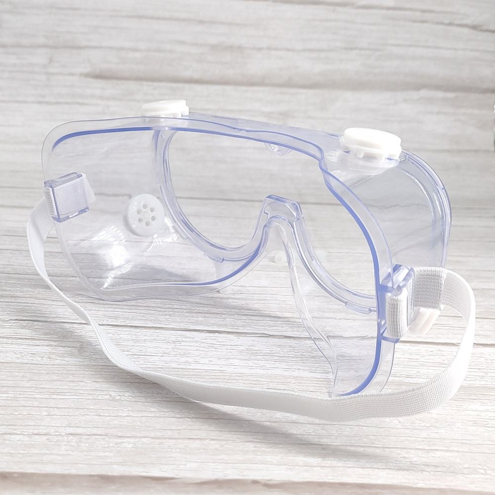 Protective Eye Medical Oxford Flexible Safety Medical Goggles Protection