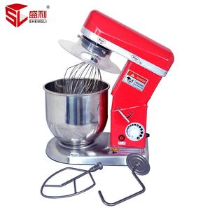 B5 stand planetary food mixer appliance for bakery