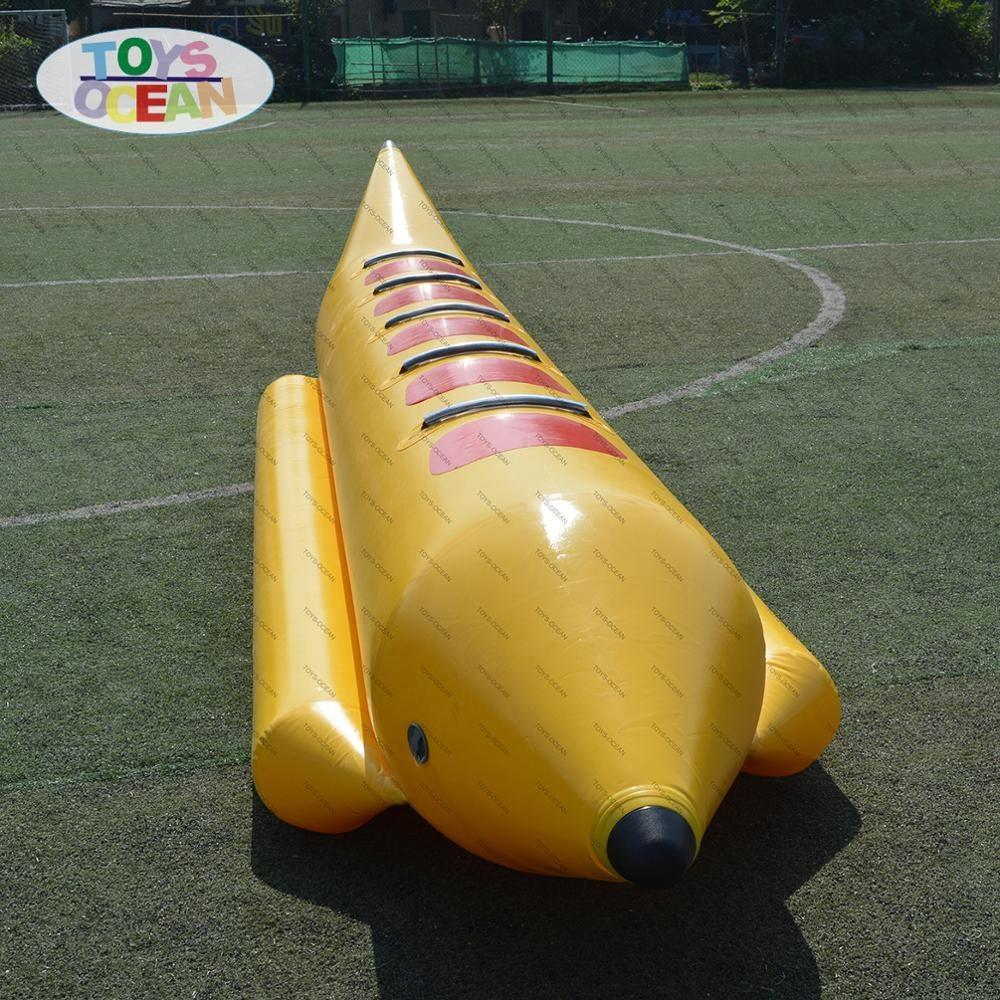 Дешевые 5 человек буксируемая Банановая лодка надувные трубы <span class=keywords><strong>Flyfish</strong></span> горячая распродажа