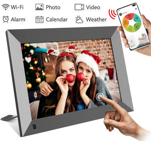 Frameo Smart Digital Picture Frame 10.1 inch 16GB Smart Electronics Photo Frame APP Control Touch Screen Picture Frame