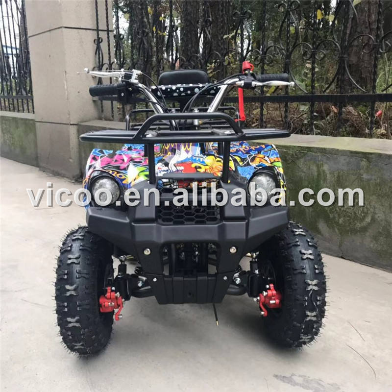 Cool Design Kids Gas Aangedreven Atv 50cc Groothandel Kids Atv 49cc China