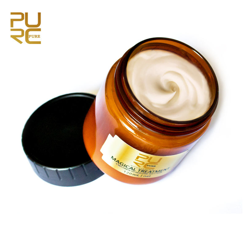 Magical Treatment Hair Mask Organic Free Sample Hair Cream