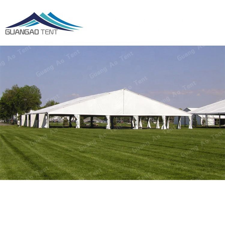 Cheap big wedding decoration tent