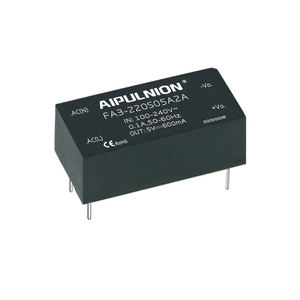 3W 220V ac input to 5V dc output Single Isolated AC/DC Power Converter