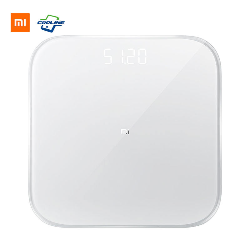 Mi Smart Scale 2 Global Version Health Balance BT 5.0 Digital Weight Scale LED Display
