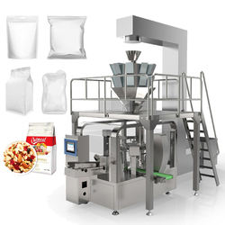 Factory Direct Automatic Weighing Filling Packing Machine Nuts Packaging Machine