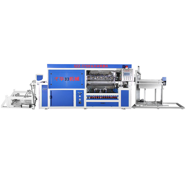hot sale automatic vacuum forming machines for PET food container