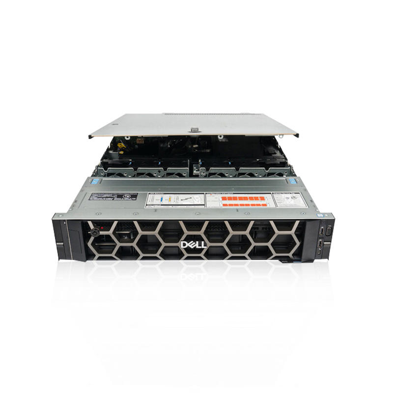 R540 server Xeon 2-socket 2U rack enterprise storage virtualization AI intelligent network host computer