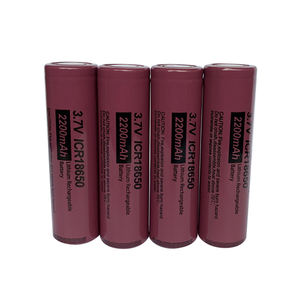 lithium-ion battery 18650 3.7v 3000mAh 18650 battery rechargeable battery for electronics toys torches
