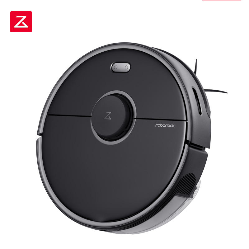 Roborock S5 Max Robot Vacuum Cleaner WIFI APP Control Automatic Sweep Dust Sterilize Smart Planned Washing Mopping Robot Cleaner