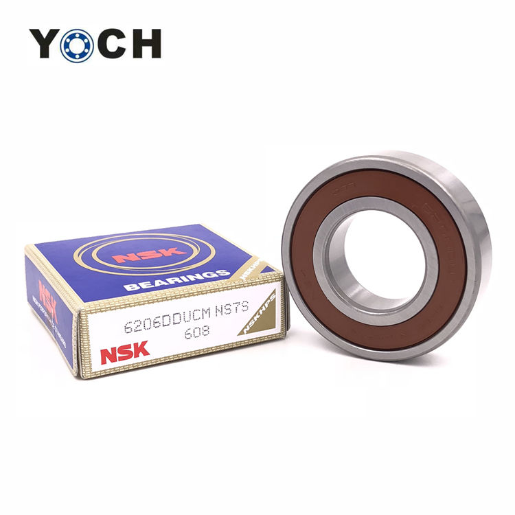 NSK 30BD40DF2 original automotive air conditioner compressor bearing size30*55*23mm