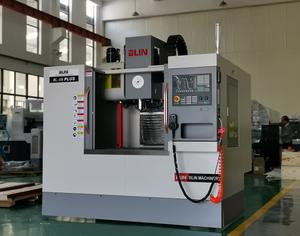 china manufacturer cheap price high rigidity high stability 3 axis cnc milling machine cnc machining center