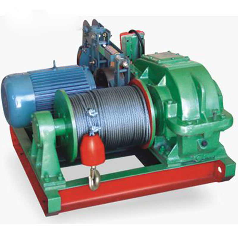 20 ton hydraulic concrete lifting electric winch