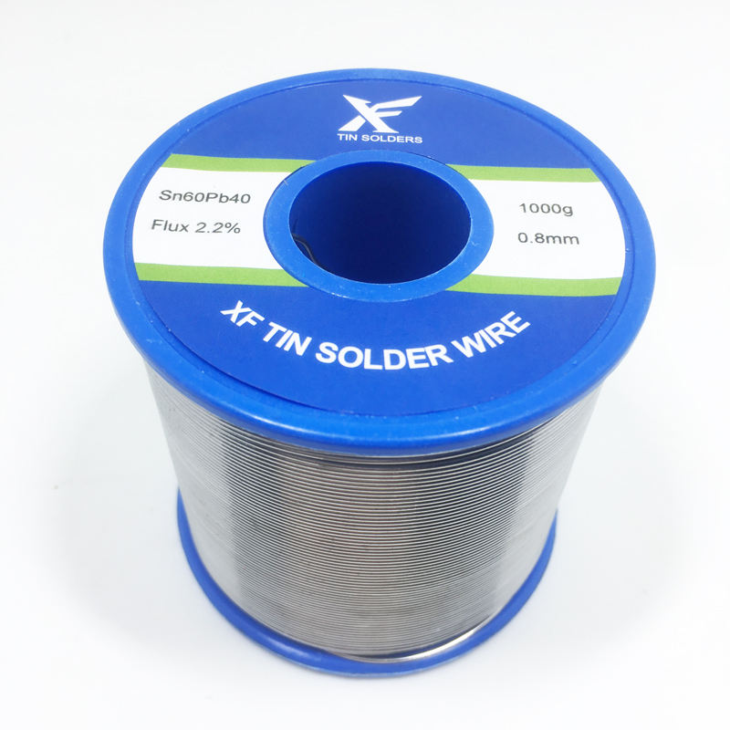Tin based Leaded 60 sn 40 pb 60en 6337 Sn 63 Pb 37 Solder wire with Flux core