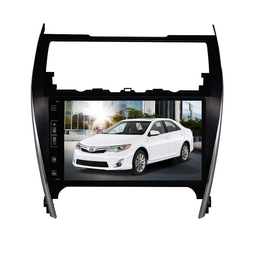 "10"" Android 9.0 car DVD PLAYER GPS navigator for Toyota Camry 2012- European American & Middle east style"