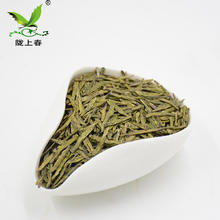 Top-grade Chinese Famous Specialty Organic Green Leaf Longjing Tea