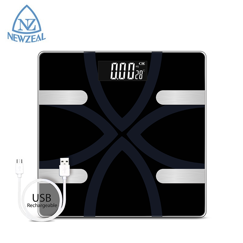 New Arrivals BMI Personal Weighing Scales Health 180kg Smart Digital Electronic Scale WIFI Weight For Human