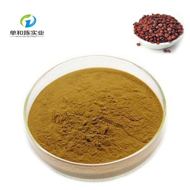 Pure natural organic water-soluble 10:1 jujube seed extract with Jujuboside