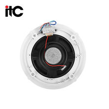 Chinese Supplier Baffle 15W 8 Inch Ceiling Speaker